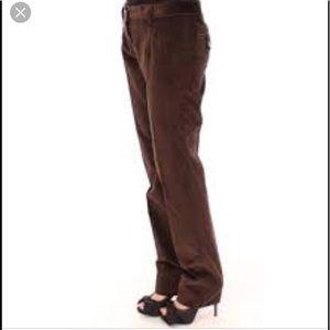 HP 5/10 Authentic Dolce &Cabanna Colduroy Jeans:35